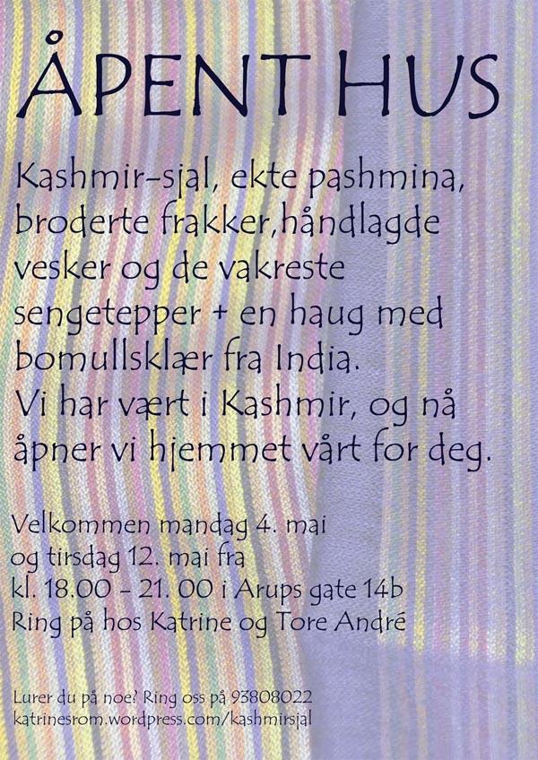 Kashmir, Pashmina, Haremsbukser